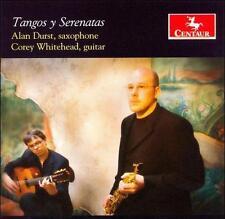 Tangos y Serenatas for Saxophone & Guitar, New Music