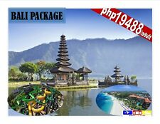 Bali Indonesia Package w Airfare Hotel Tour GREAT DEAL