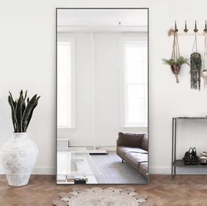 Modern Large Full-Length Floor Wall Mirror