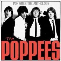 The Poppees - Pop Goes The Anthology  CD 18 Tracks Alternative Rock Neuware