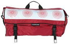HTF Timbuk2 Workout Yoga Pilates Gym Mat Shoulder Bag Carrier Tote Red Flower
