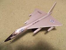 Built 1/100: American CONVAIR B-58 HUSTLER Bomber Aircraft USAF