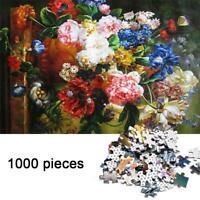 1000 Pieces Puzzles Landscape Jigsaw Puzzles Assembling Child Educational Games