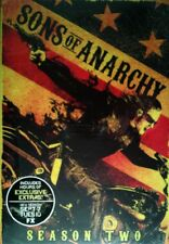SONS of ANARCHY The COMPLETE SECOND SEASON 13 Episodes+ Lots of Special Features