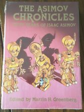 The Asimov Chronicles Fifty Years Of Isaac Asimov Dark Harvest NEW!!!