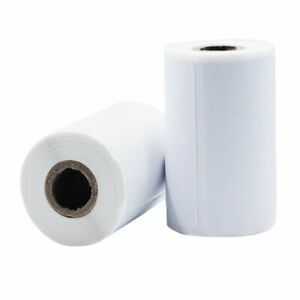 Thermal Printing Paper For Thermal Printer Barcode Sticker Label 10 Rolls Lot