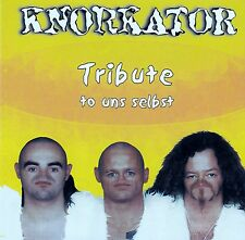 KNORKATOR : TRIBUTE TO UNS SELBST / CD - TOP-ZUSTAND
