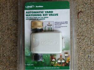 ORBIT SUNMATE 62035 AUTOMATIC YARD WATERING KIT VALVE for 62032 GENUINE ORIGINAL