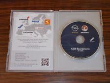 Opel CD 70 Skandinavien 2014/2015 Navigations-CD CD70 Astra Zafira Meriva Combo