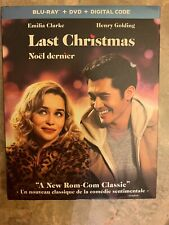 Last Christmas Blu-Ray & DVD Slipcover Canada Bilingual LOOK AT PIC
