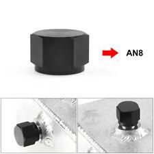 Adattatore di raccordo del tubo del carburante A-8 Connettore di unione AN8 Filettatura accoppiatore in alluminio anodizzato da femmina a femmina