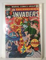 The Invaders #4 Marvel Comics Comic Book The Coming Of U-man January 1976