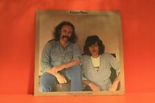 CROSBY & NASH - WHISTLING DOWN THE WIRE - ABC 1976 EX VINYL LP RECORD -Z