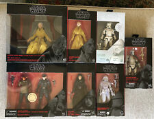 Star Wars Black Series First Order Bundle
