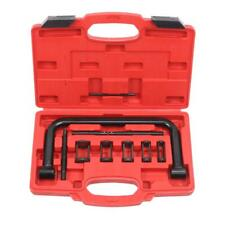New Valve Spring Clamps Compressor 10 PCS Cars Motorcycle Tool Bit Set