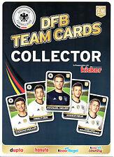 FERRERO duplo & hanuta – EM 2016 – DFB - Team Card COLLECTOR und 2 Team Card ...