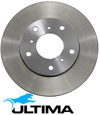2 X ULTIMA REAR DISC BRAKE ROTOR FOR HOLDEN COMMODORE VF SIDI LFW LFX 3L 3.6L V6