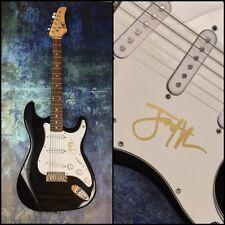 GFA Bon Iver Frontman * JUSTIN VERNON * Signed Electric Guitar PROOF AD3 COA