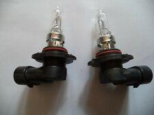 2 NEW Sylvania High Performance 9005 HB3 U Halogen Headlight Bulbs Pair UNBOXED