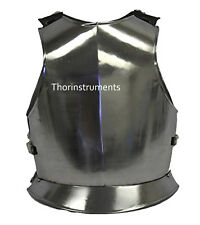 Armor-Breastplate-Muscle-Body-Armour-Iron Steel-Chest- Medieval