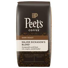 Peet's Coffee Major Dickason's Blend Deep Roast, Whole Beans (32 oz.) Office