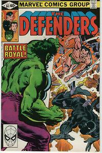 Defenders #84 1st Namor VS Black Panther Marvel Comics 1972 MCU High Grade NM