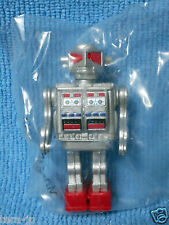 Tin Age Collection Tin Toy Robot - Super Giaint Robot (Sil) - Die-cast BriKeys