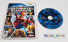 Nintendo Wii MARVEL Ultimate Alliance PAL