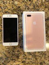 New listing Apple iPhone 7 Plus - 128Gb - Rose Gold (Verizon) A1661 (Cdma + Gsm)