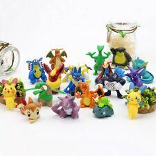 Lot 24 Figurines Pokemon Pas cher Pikachu Cadeau Noel Envoi Gratuit Jouet Enfant