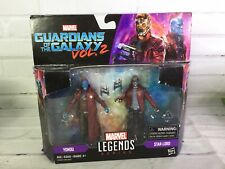 Marvel Legends Series Guardians of the Galaxy Yondu & Star-Lord Action Figures