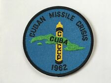 Cuban Missile Crisis 1962 Patch