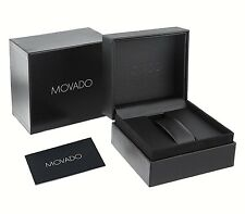 Movado Presentation Gift Box BRAND NEW Latest Style New Design