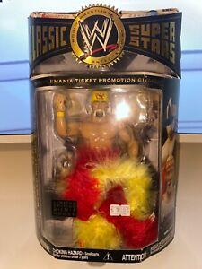 WWE WCW WWF JAKKS CLASSIC SUPERSTARS HOLLYWOOD HULK HOGAN