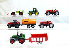 Siku 1:87 Conjunto Remolcador Tractor Vagón de Agua Pala Cargadora
