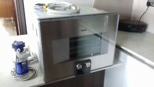 Gaggenau Combination Steam Oven BS475 111 complete with Descaling Kit GF111 100
