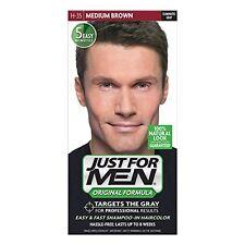 Just For Men Original Formula Men's Hair Color, Medium Brown