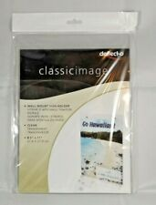 """Deflect-o Classic Image Wall Mount Sign Holder Clear 68201 8.5"""" x 11"""" New"""