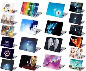 "Macbook Air 13 11"" Case Macbook Pro 13"" 15 12"" inch Hard Shell Keyboard Cover CF"
