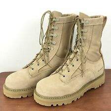 New BATES Temperate Weather Combat Boots E30500 Waterproof Men's 3.5XW