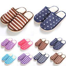 Soft Winter Non-slip Slippers Men Women Cotton Sandal House Home Anti-slip Shoes