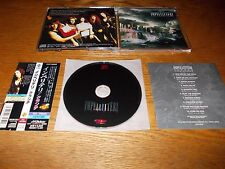 IMPELLITTERI-CRUNCH 2000 CD JAPAN OBI VICTOR VICP-60948 ROB ROCK