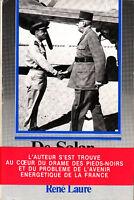 Livre de Salan à Boumedienne René Laure book