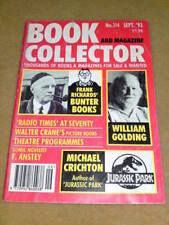 BOOK COLLECTOR - RADIO TIMES AT SEVENTY - Sept 1993 #114
