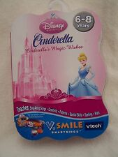*V Smile Smartridge CINDERELLA Cinderella's Magic Wishes