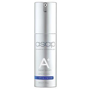 ASAP Super A+ Serum 30ml Retinol Anti Ageing Skin Treatment Refine & Renewal