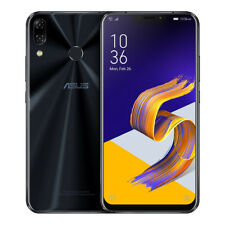 "NUEVO ASUS ZenFone 5Z ZS620KL 6.2"" 6GB / 128GB LTE Doble SIM Desbloqueado AZUL"