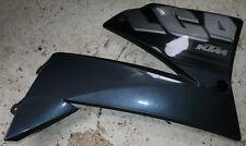 CARENAGE DROIT KTM 640 LC4 REF 58408051000