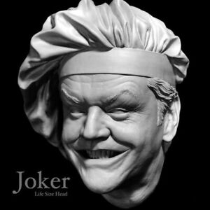 Joker Life size Wall-Hanger kit(unpainted / unassembled)