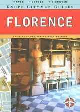 Knopf Mapguide Florence (Knopf Mapguides)